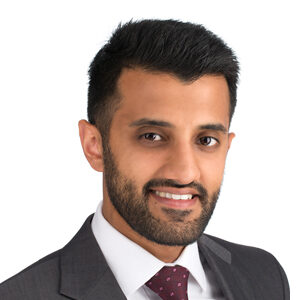 Ravi Bhamra Personal Injury Solicitor OH Parsons