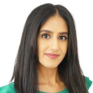 Manvir Bahia Trainee Solicitor OH Parsons