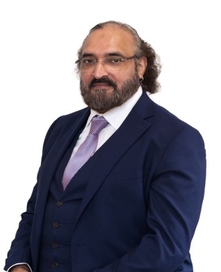 Nazim Shah Employment Solicitor OH Parsons LLP